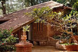 Konkan Bungalow Designs Tropical Buildings