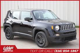 grey jeep renegade new 2017 jeep renegade sport turbo suv in wichita ks area n11538