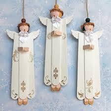 angel choir christmas ornaments ooak tree by barkingdogdesigns