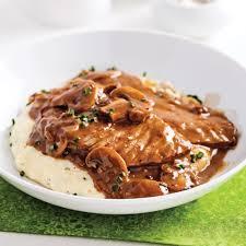 cuisiner escalope de veau escalopes de veau sauce marsala et poivre recettes cuisine et
