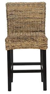 cushioned bar stool beachcrest home carissa 24 bar stool with cushion reviews wayfair
