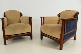 schuitema set of smoking chairs jugendstil style catawiki