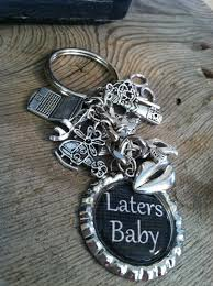laters baby keychain inspired by fifty shades of grey laters baby keychain i need this