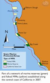 Point Lobos State Reserve Map by Graphics European Pisco