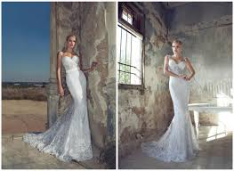 Mermaid Wedding Dress With Corset Bodice