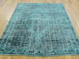 Worn Oriental Rugs 4 U00276