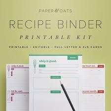 best 25 recipe binders ideas on pinterest cookbook ideas diy