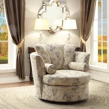 Swivel Chairs Living Room Upholstered by Knowing Every Part Of Swivel Chairs For Living Room