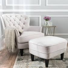 oversized fabric chair with ottoman cheap chairs and ottoman tufted fabric club chair with ottoman by