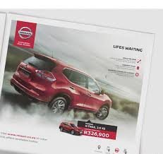 almera design nissan south africa nissan retail campaign 2016 on behance