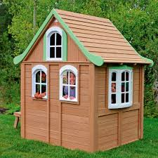 cedar playhouse design u2014 optimizing home decor ideas outside