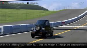 daihatsu midget ii d type u002798 youtube