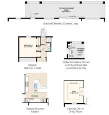 Magellan Iii Floor Plan Options Floor Plans Taylormorrison