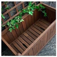 Small Trellis Planter Small Wood Grow Box Diy Plywood Grow Box Diy Wood Grow Box New