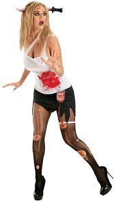 Good Scary Halloween Costumes 100 Scary Female Halloween Costume Ideas 20 Zombie