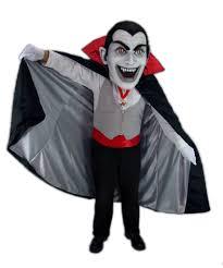 buy deluxe vampire costume 29200 mascot costumes at costume shop com