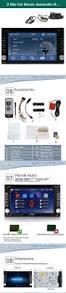 Car Audio Decks 343 Best In Dash Dvd U0026 Video Receivers Car Video Car Electronics