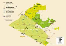 Hummingbird Map Porini Lion Camp For Wildlife Safari In Maasai Mara