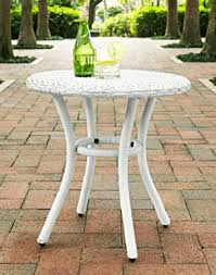 Patio Side Tables 4 Round Patio Side Tables In Amazing Styles And Colors Outdoor