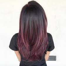 does hair look like ombre when highlights growing out red highlights ideas for blonde brown and black hair part 17