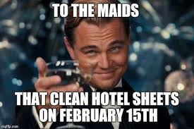 Meme Hotel - leonardo dicaprio cheers meme imgflip