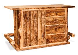 aspen kitchen island kitchen dining dutchman log furniture