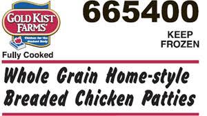 pilgrims pride pilgrim s pride recalls chicken patties produced at local plant