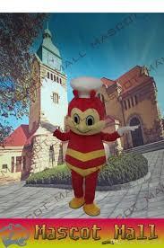 halloween mascot costumes cheap mall121 custom jollibee in philippines animal mascot cartoon