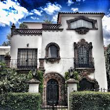 Spanish Colonial Homes by File Colonial California House In Colonia Nápoles Mexico City Jpg