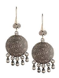 ear rings photos shop earrings online from best set of silver earrings at jaypore