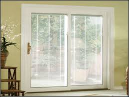 Patio French Doors With Blinds by Patio Sliding Doors With Blinds Choice Image Glass Door