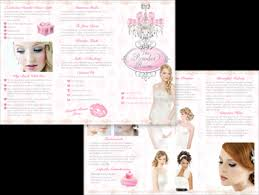 The Powder Room Salon - beauty salons and spa graphic and web design glamorous feminine