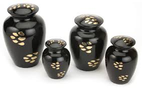 earn for ashes bedford black pet ashes urn