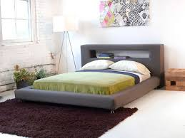 contemporary home design ideas home design clubmona alluring headboard with storage and lights