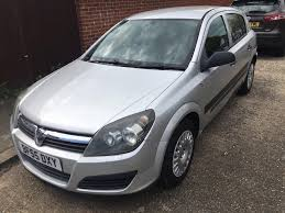 vauxhall astra h 1 4i 16v life 5dr in enfield london gumtree