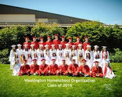 homeschool graduation cap and gown graduation washington homeschool organization