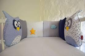 accessoires chambre bébé tour de lit bébé collection houhou pour petit garçon par