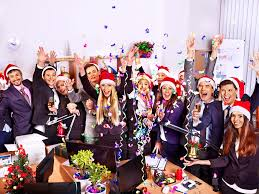 having a blue christmas how to throw the best office holiday party