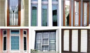 desain jendela kaca minimalis model desain teralis jendela rumah minimalis modern 2014