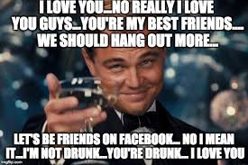 We Love Meme - i m drunk of life and beer imgflip