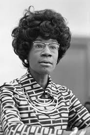 Picture Of Black And White by Shirley Chisholm Wikipedia