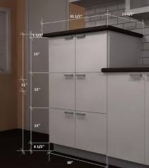 Ikea Cabinet Side Panel Ikea Kitchen Design Trends Medium Height Cabinets