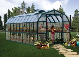 Hobby Greenhouses Rion Grand Gardener 2 Clear 8 Ft W X 20 Ft D Greenhouse