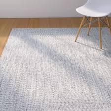 Solid Grey Rug 9 U0027 X 12 U0027 Area Rugs Joss U0026 Main