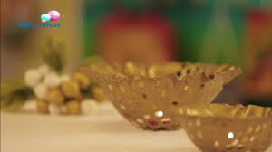 Decorative Bowls Home Decor Make Beautiful Flower Bowls For Your Ganesha Decoration Youtube