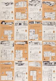 Simpsons House Floor Plan Post War Sydney Home Plans 1945 To 1959 Sydney Living Museums