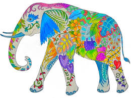 419 best magical jungle images on pinterest coloring books