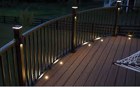 Decking Kits With Handrails Trex Signature Railing Great For Outdoor U0026 Deck Hand Railing Trex