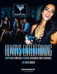 blue martini restaurant happy hour orlando bluemartini