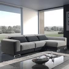 canapé design gris canapé design atylia promo canapé d angle design gris bekky